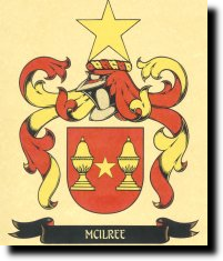 McIlree Coat of Arms (possibly??)